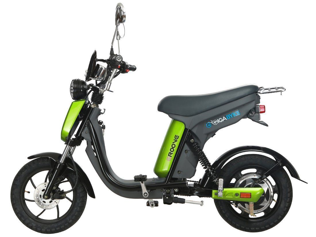 Amazon Com Gigabyke Groove 48v 750w Eco Friendly Electric Moped