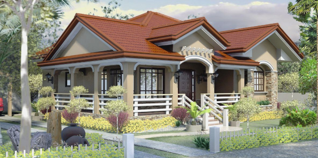 Modern bungalow house plans small homes philippines design simple also pin by sagar unde on fashionmodel in rh pinterest