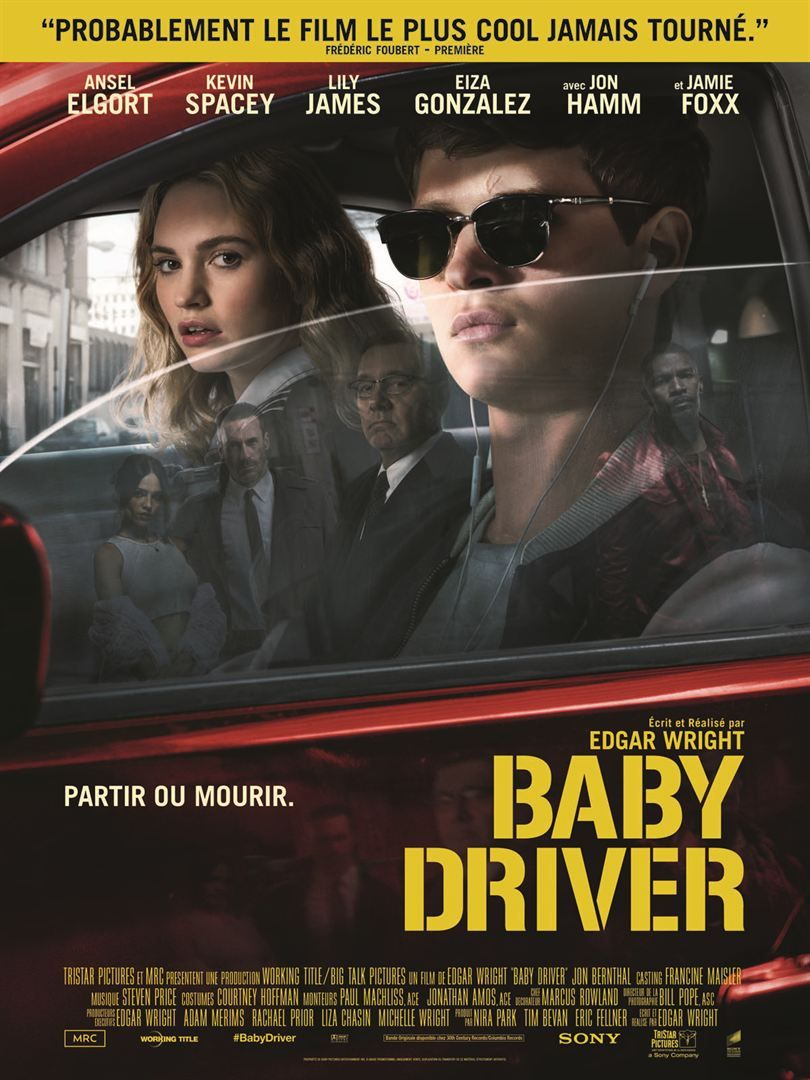 Baby Driver 2017 Regarder Film Complet Streaming Free Filmes