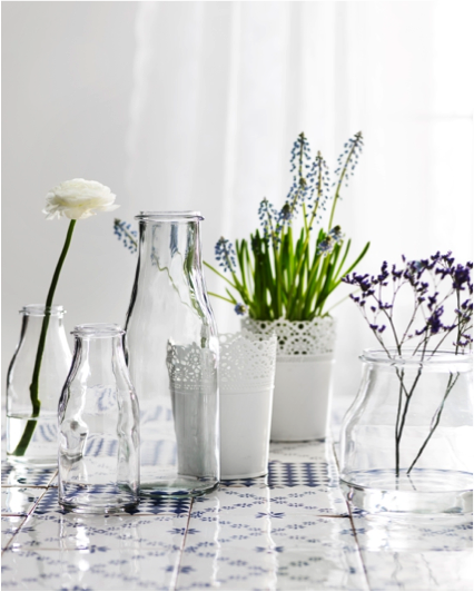 Our New Ensidig Vases Were Inspired By Traditional Milk Bottles And
