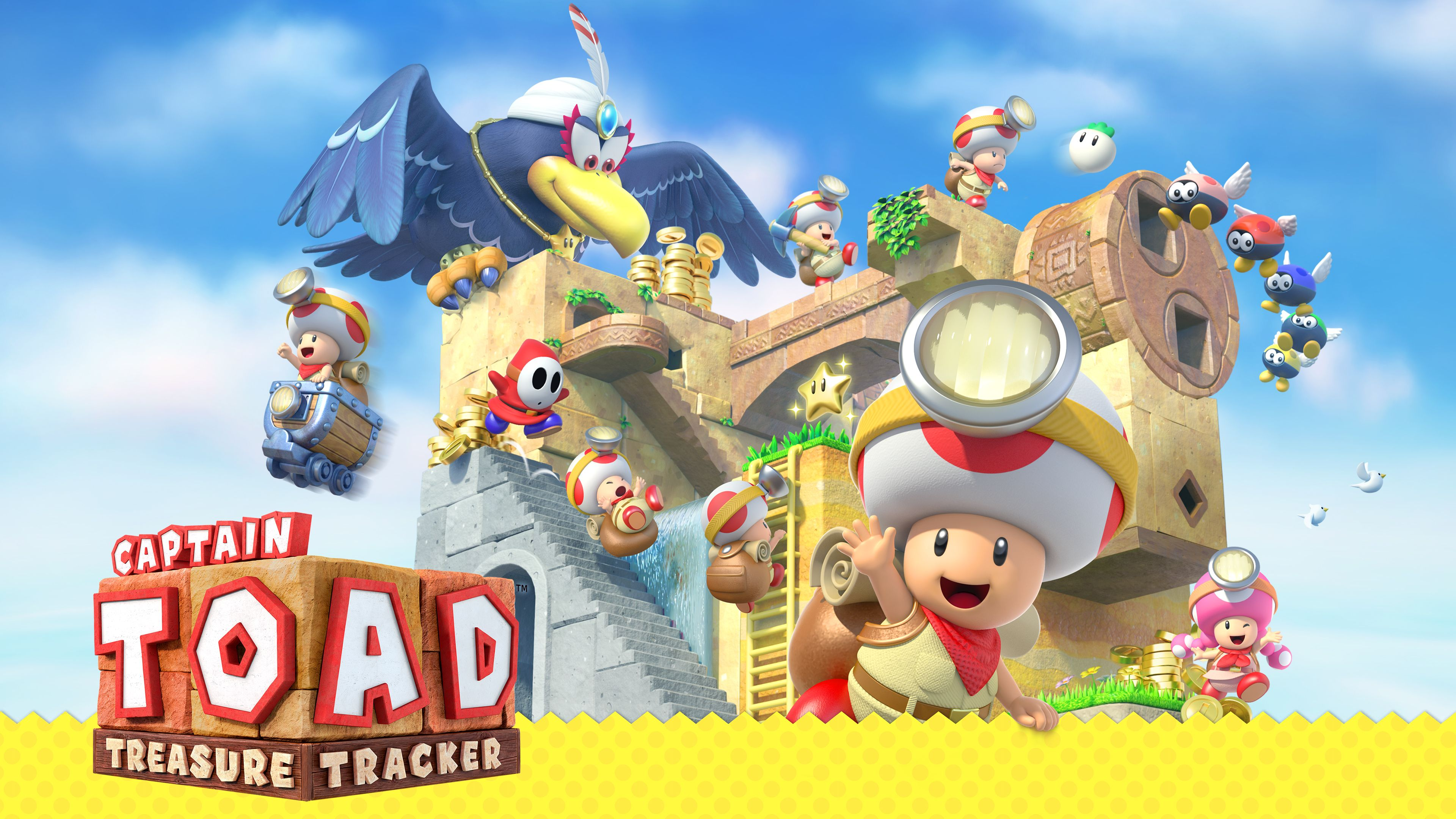 Captain Toad Toad Tracker Nintendo Switch System