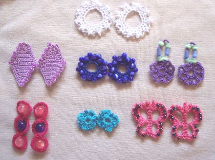 Crochet Pattern Central Free Pattern Dare To Be Different