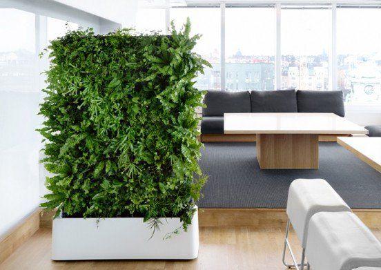 Indoor 12 Pocket Vertical Living Wall Planter Www Delectablegardenshop Com Living Wall Planter Plant Decor Indoor Best Indoor Plants