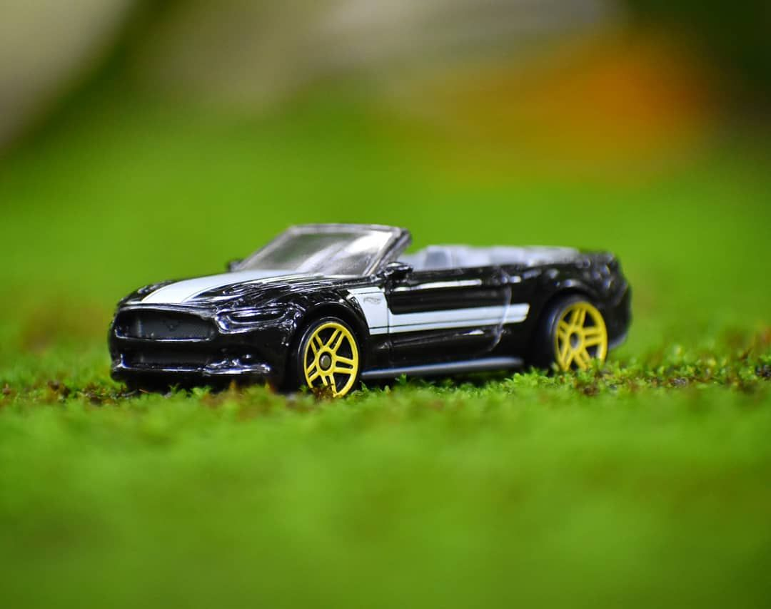 Car Cars Ford Fordmustang Mustang Toy Greenery Green
