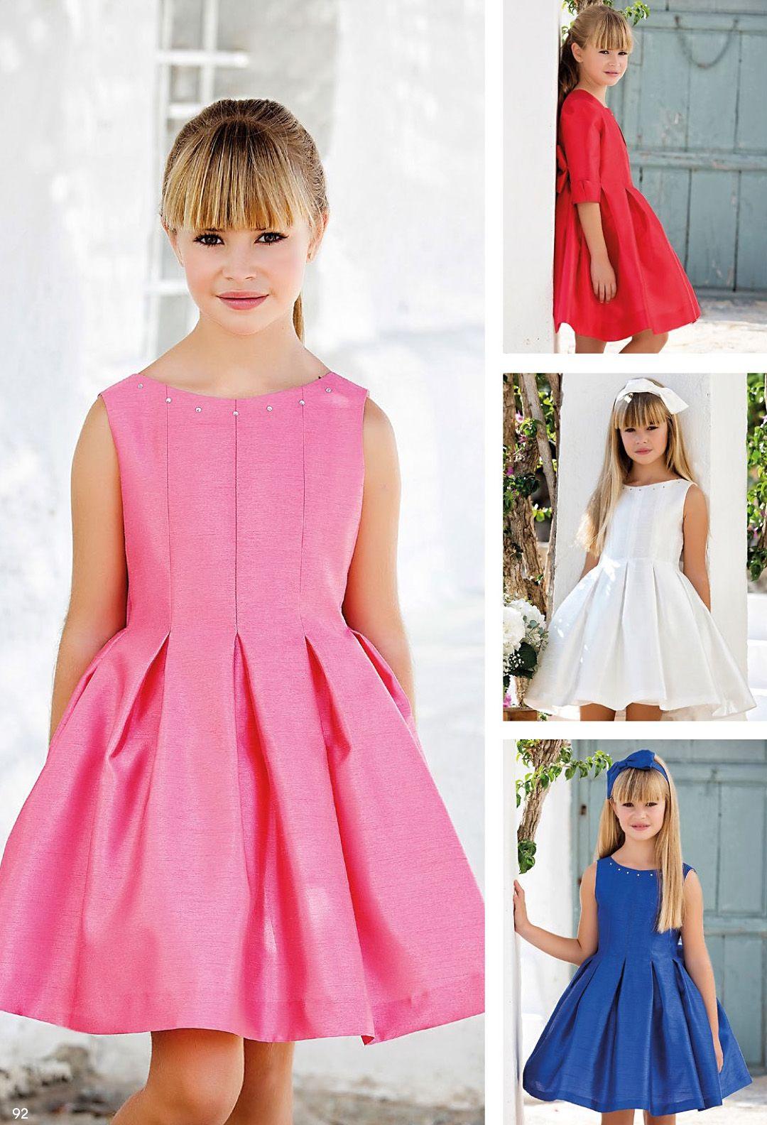 69.jpg (1080×1584) | vestidos niña | Pinterest | Vestidos niña y ...