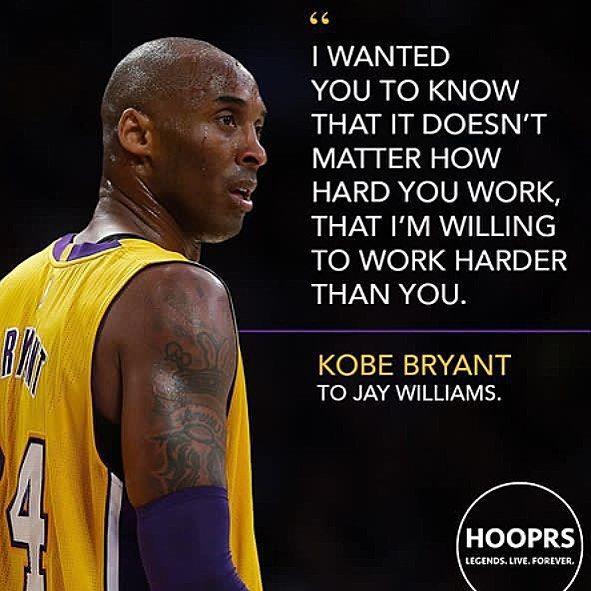 Kobe Bryant Quotes: Image Result For Kobe Work Ethic
