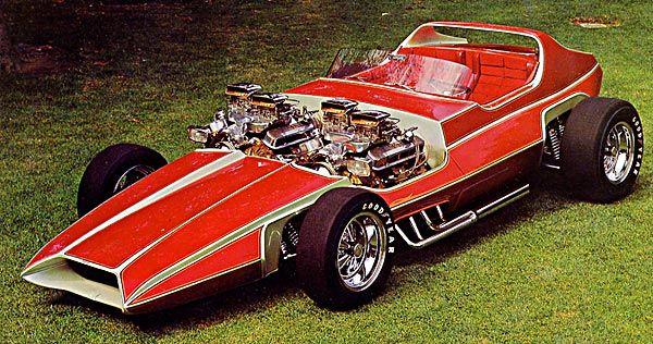 The Legendary George Barris Custom Cars Custom Muscle Cars