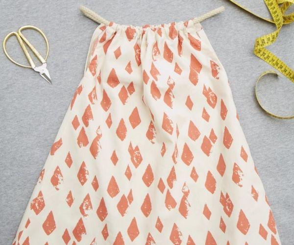 Photo of Nähanleitung Kleid von Noé & Zoë: Schritt für Schritt