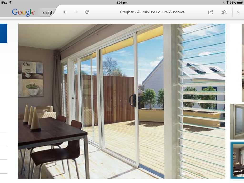 Sliding Door And Louver Combo Louvre Windows Patio Windows Louver Windows