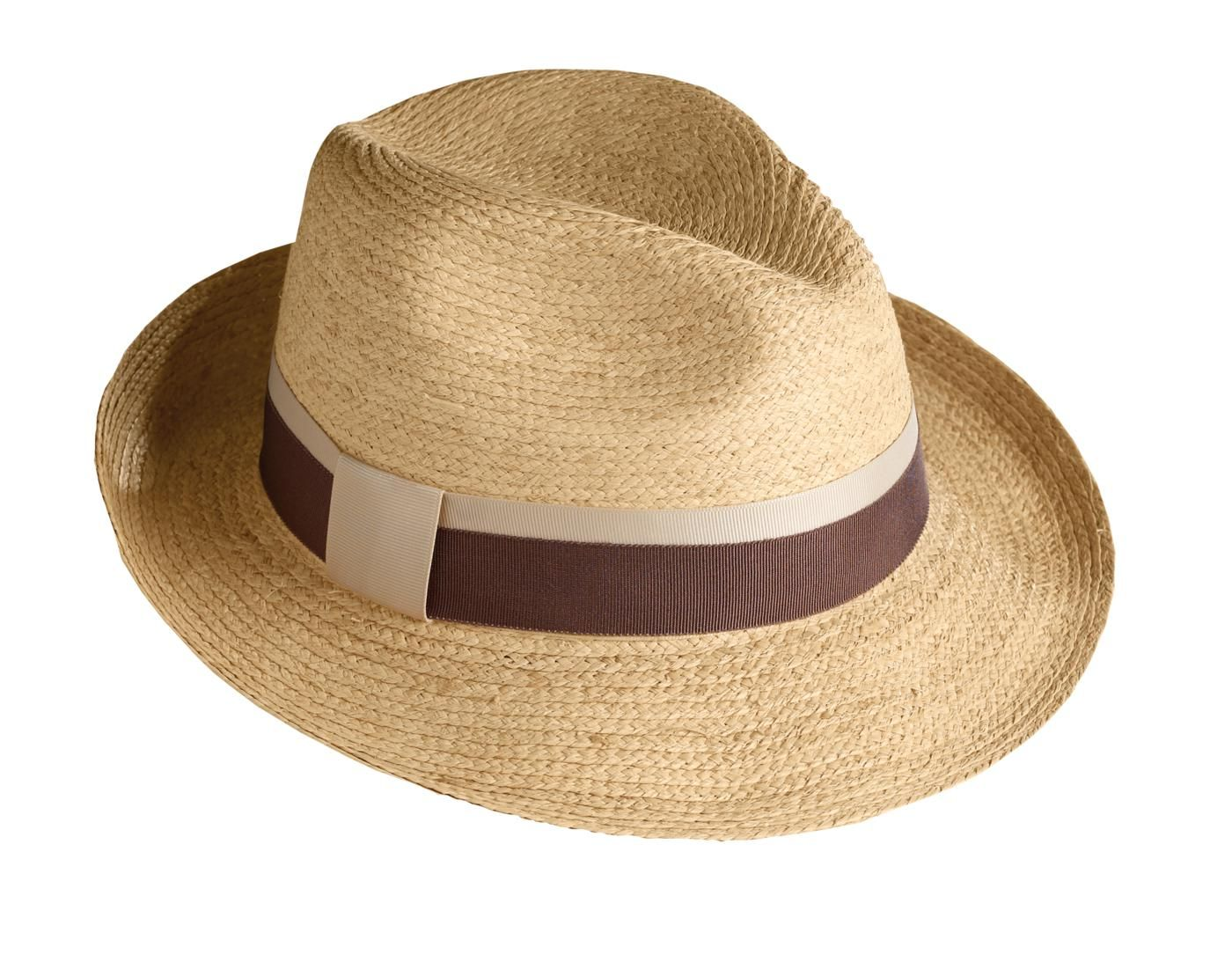 c68af7ed5b8 Tilley R7 Medium Brim Raffia Town Hat. Hat features ties for windy weather.  Excellent sun protection