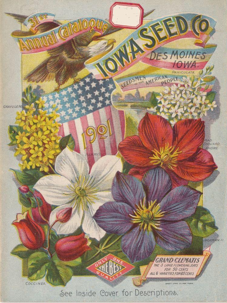 1901 Iowa Seed Co., Des Moines, Iowa Annual Catalog, 80