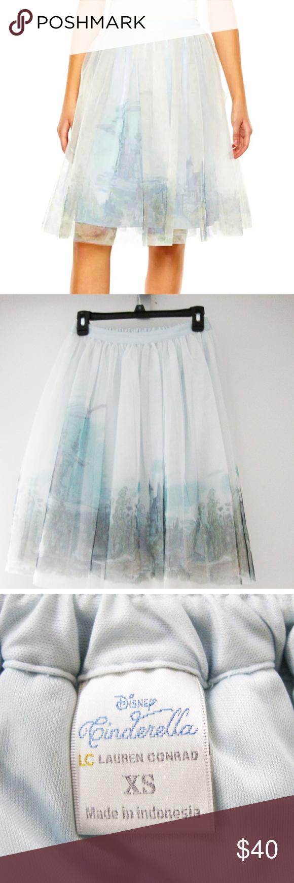 Disneys Cinderella by LC Conrad Tulle Skirt   Pretty