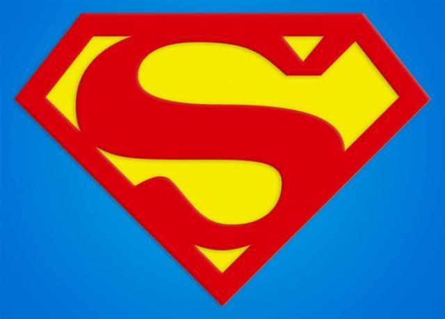 Los Logos De Superman Desde 1938 Al Presente Logo Superman Superman Imagenes De Superman