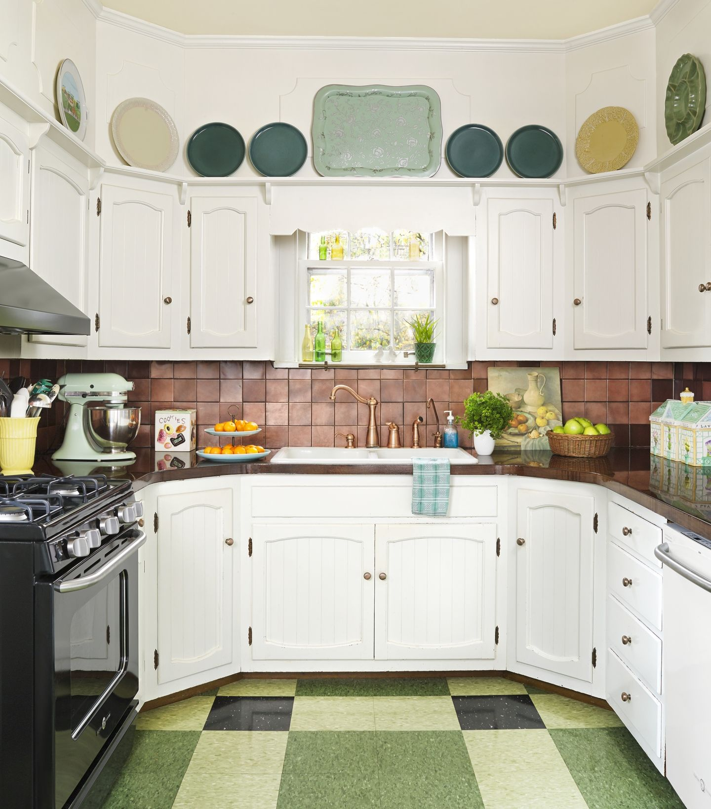 True Colors for an Interior Designer's 1930s House | 1930s ...