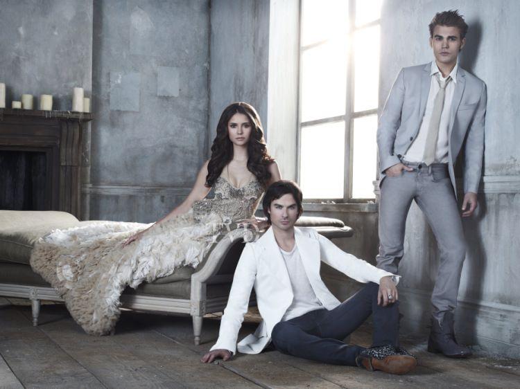 The Vampire Diaries Promotional Photoshoot Season 3 Tvd Vampire Diaries Seasons Vampire Diaries Spoilers Vampire Diaries Poster