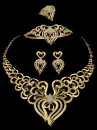 arabic gold jewelry sets GOLD Pinterest Gold jewellery Gold