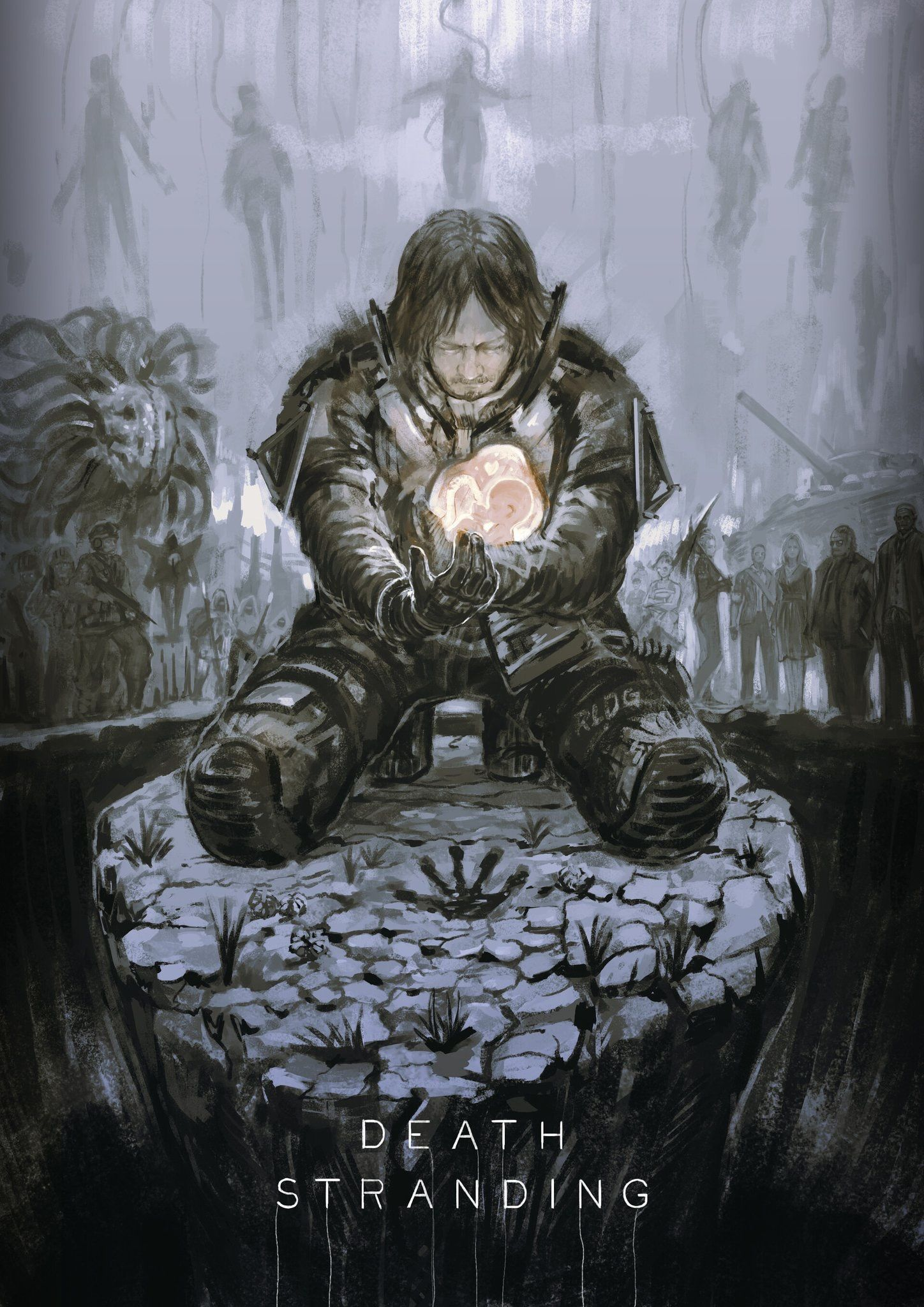 Death Stranding image by Anna Miller Pop culture art