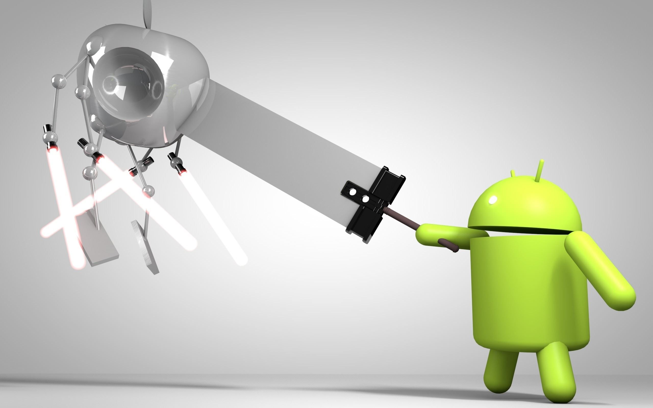 Awesome Android Vs Apple Wallpaper Free Download Uncategorized