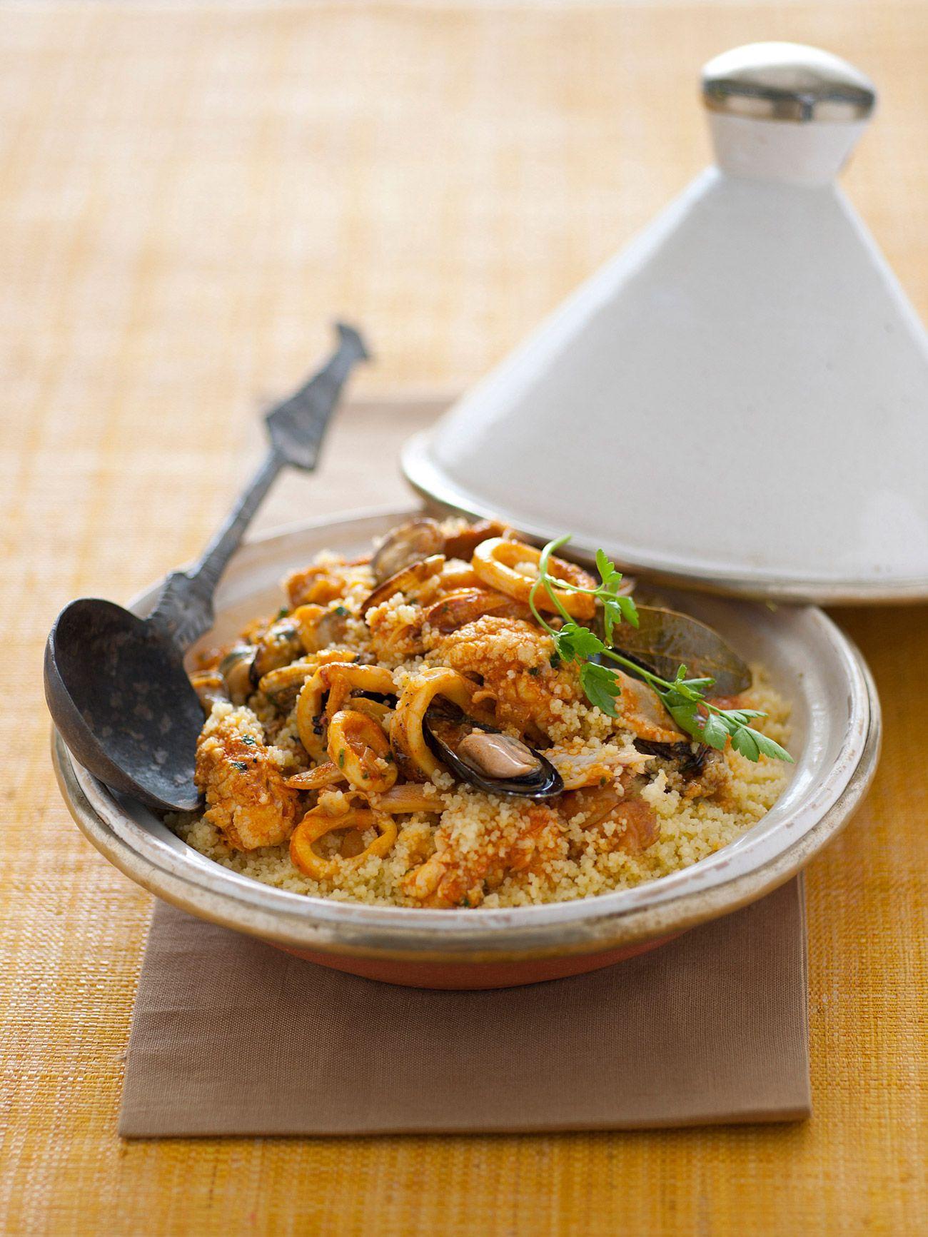 Il cous cous di pesce alla trapanese un piatto d for Piatto della cucina povera