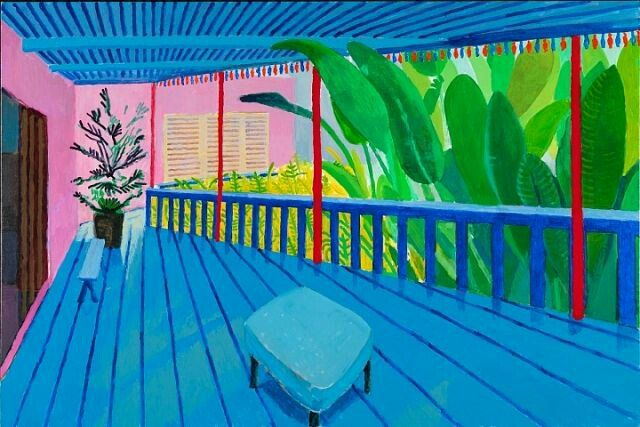 David Hockney David Hockney Paintings David Hockney Art David Hockney