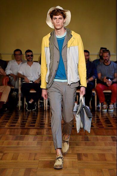 Andrea Incontri Spring 2015 | Men's Milan Fashion Week