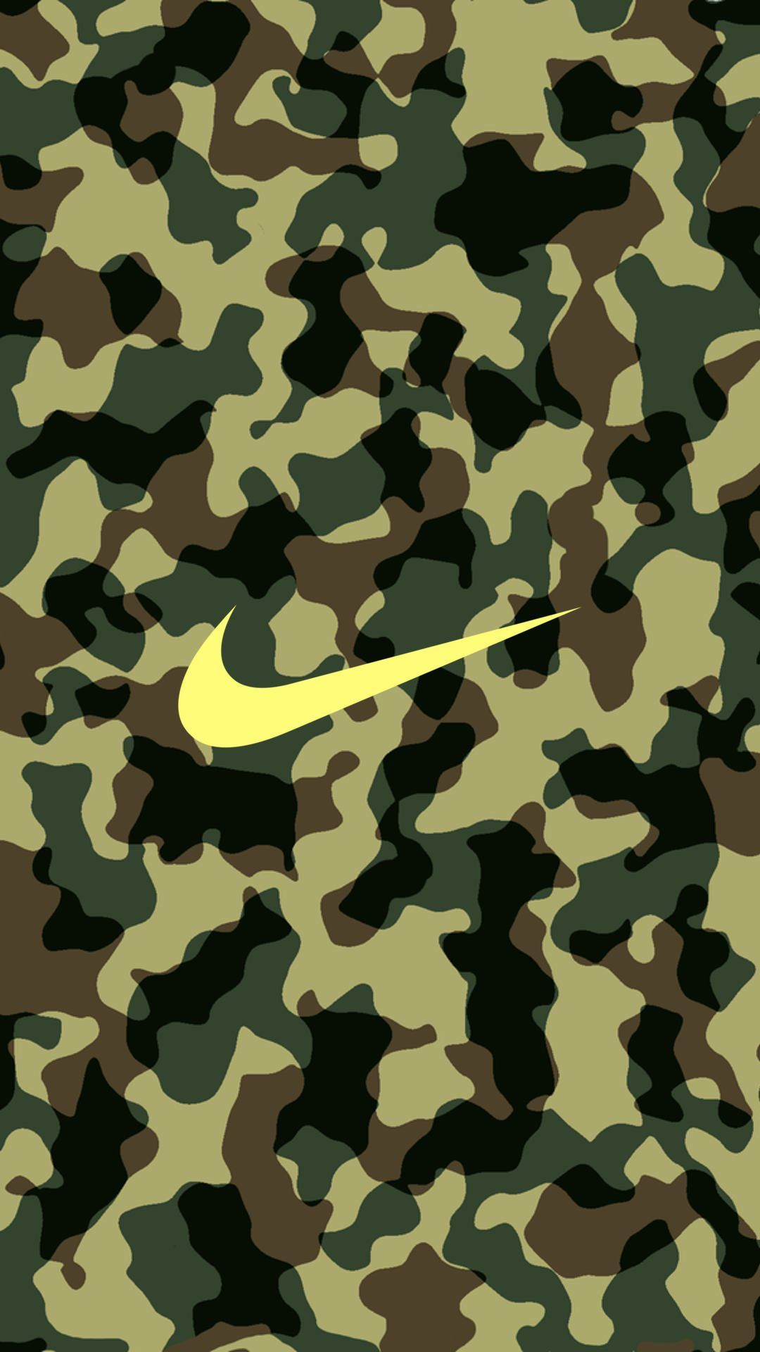 nike logo camouflage iphone wallpaper sayings and wallpapers