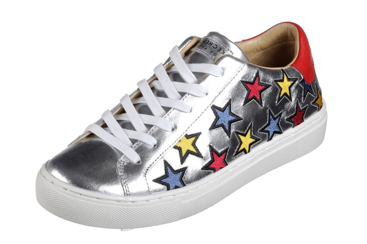 2018 Cheap Price Womens Street-Star Side Embroid Trainers Skechers Cheap Sale Shop For Sale Cheap Price AVsrqsA