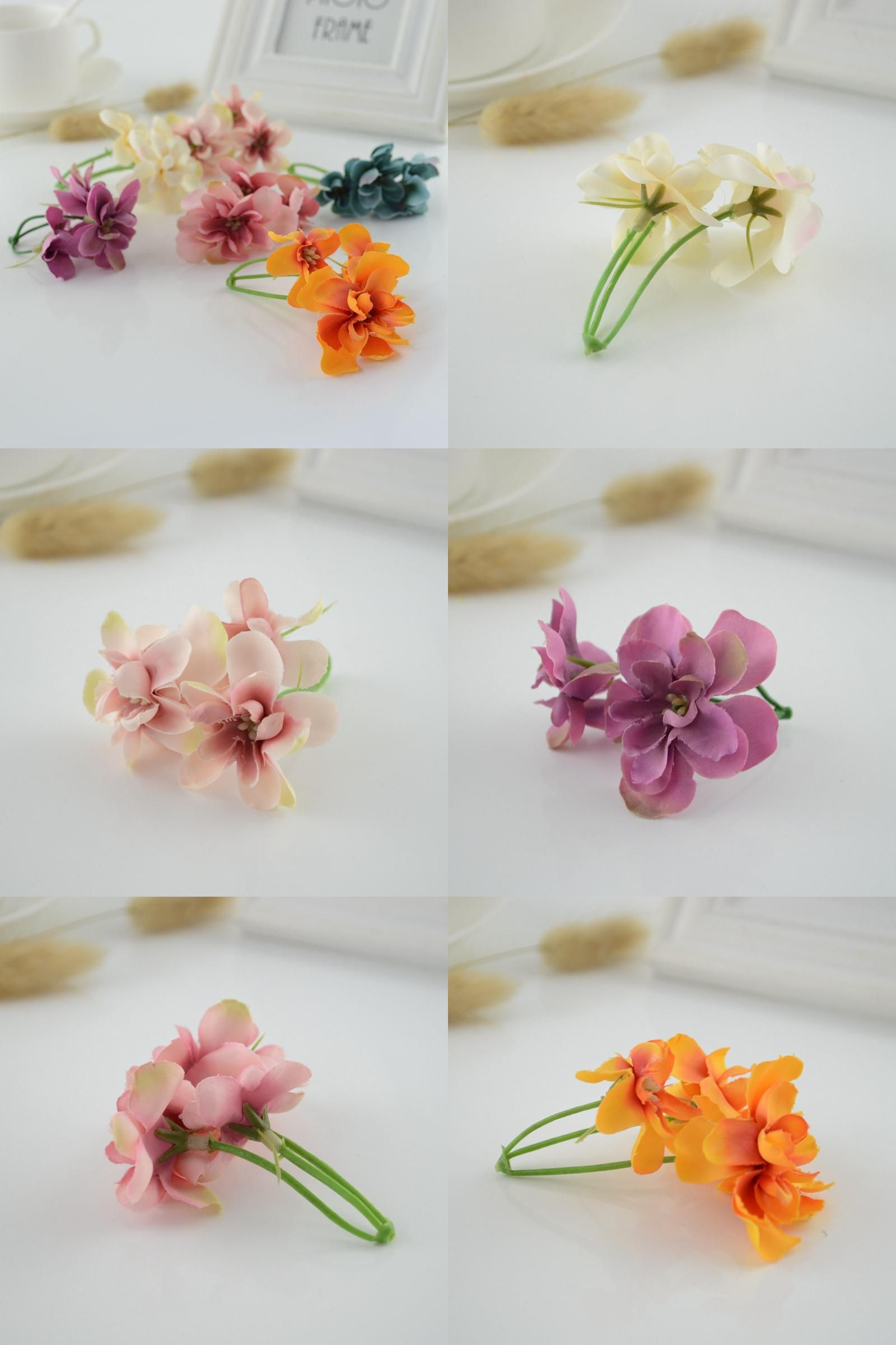 Visit To Buy 1pcs Retro Silk Hydrangea Cheap Artificial Flowers For