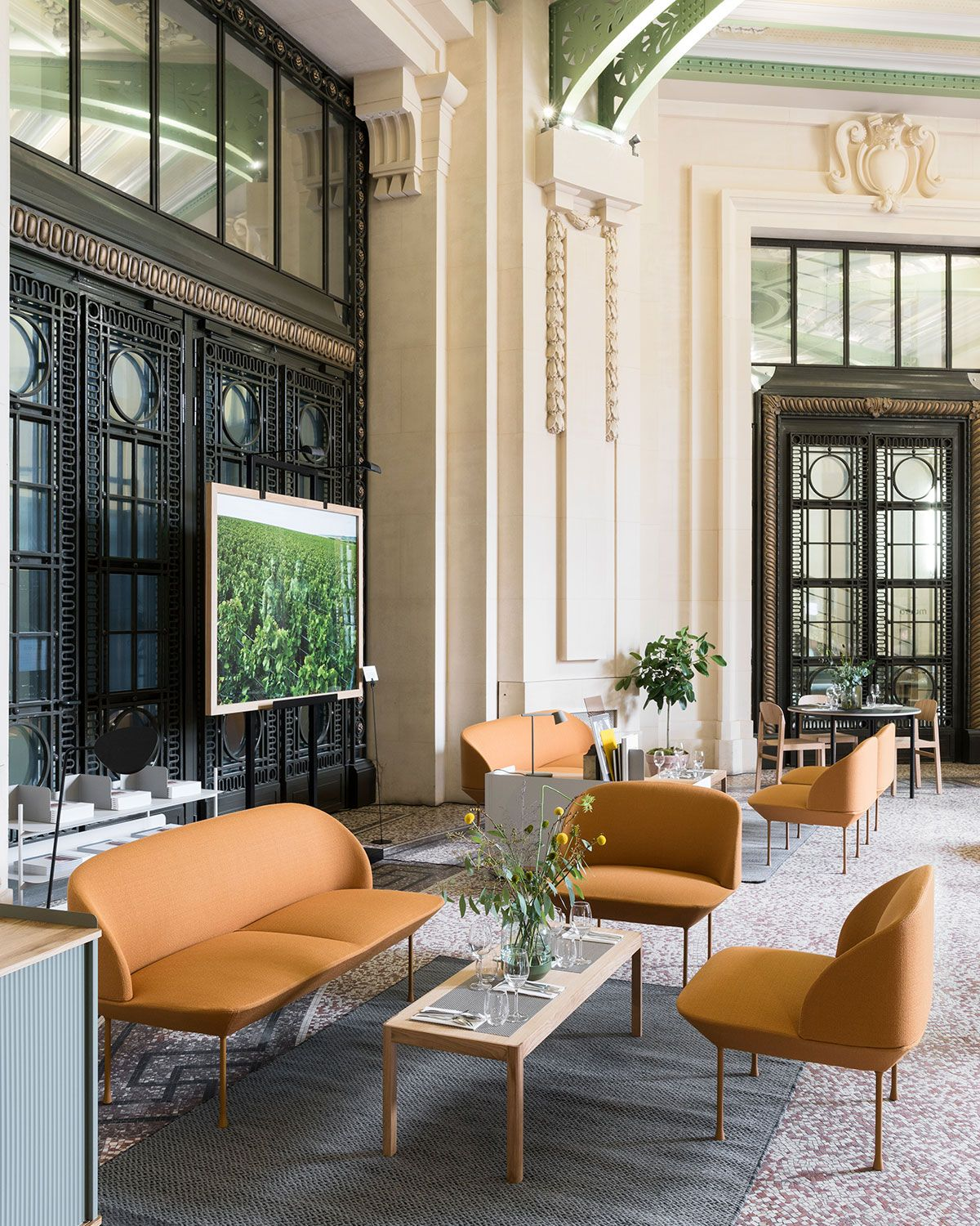Introducing The New Modern Home: Introducing The Muuto Lounge At The FIAC International