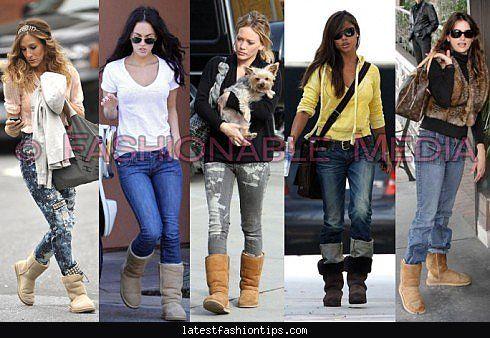 nice fashion ugg boots