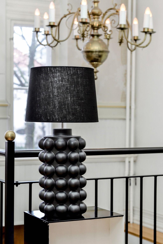 Lampa Bubbles Matt Black i 2020   Bubblor, Svarta lampor