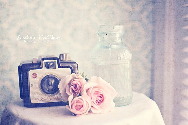 vintage camera <3