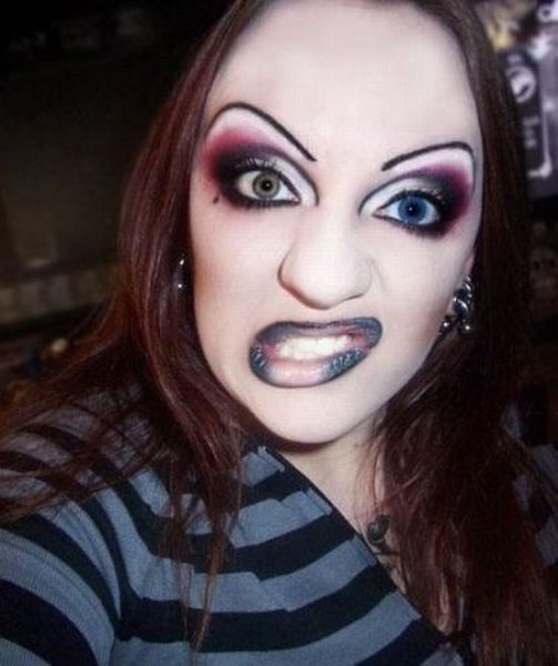 85d528ce2a6 20 Of The Worst Make Up Disasters That Once Seen Cannot Be Unseen ...