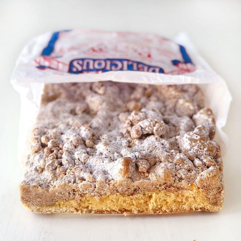 "Legendary ""Heavy"" Crumb Cake Bakery, Best sweets"