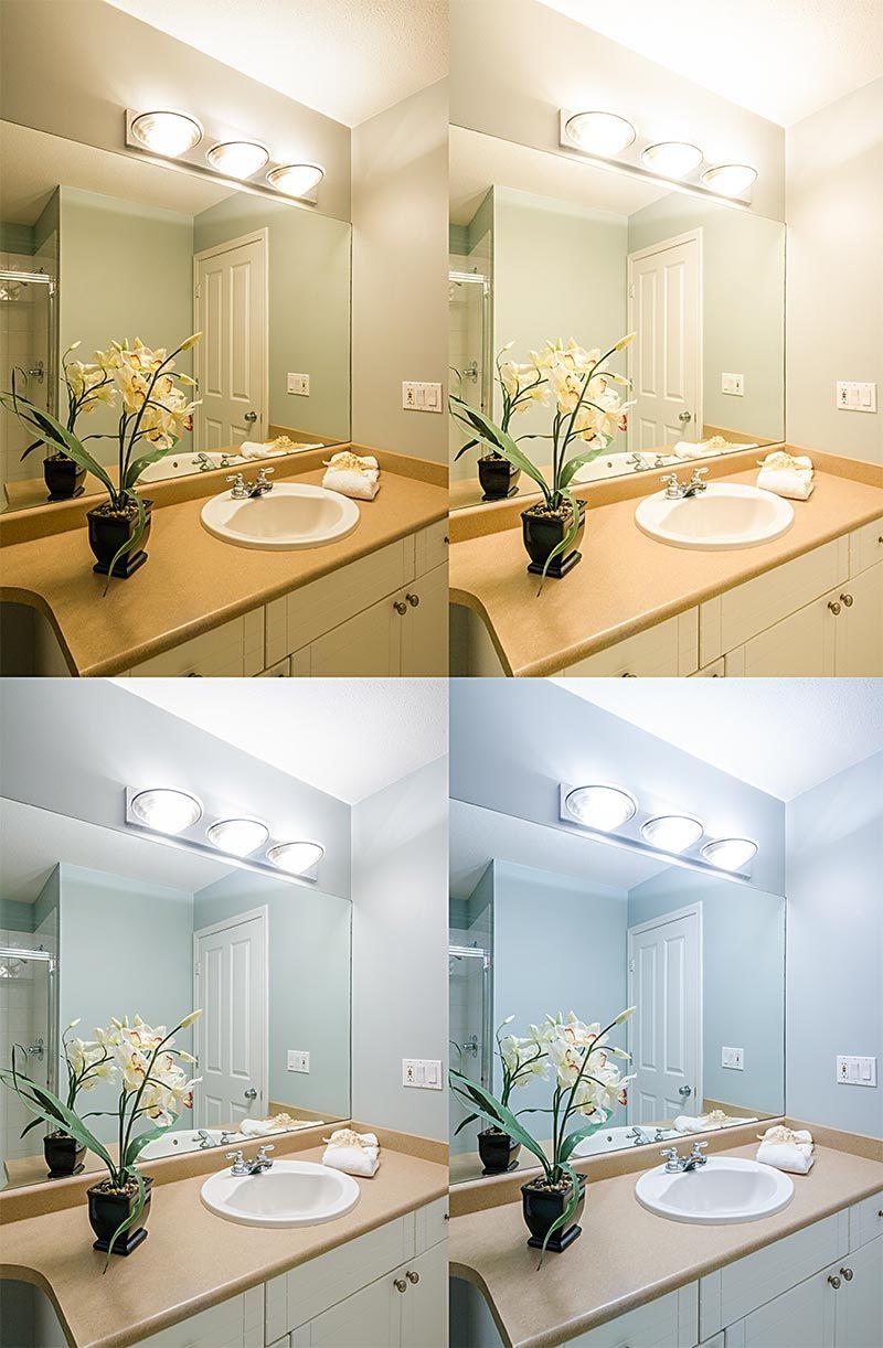 Light Bulb Color Temperature How To Light A Room Super Bright