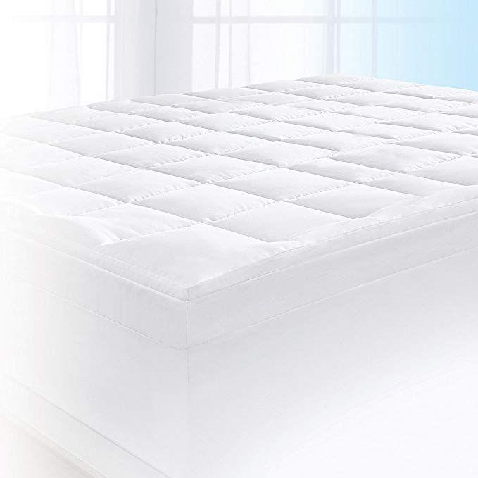 Serta 4 Pillow Top And Memory Foam Mattress Topper King Review