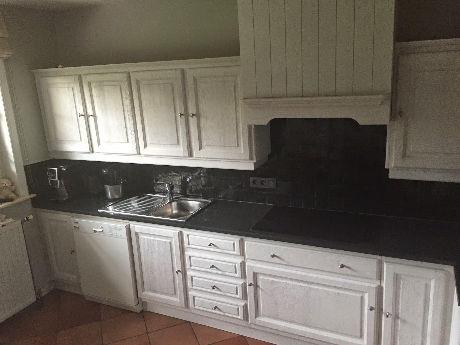 Renovatie Van Keukens : Renovatie van eiken keukens: renovatie van een eiken keuken keuken