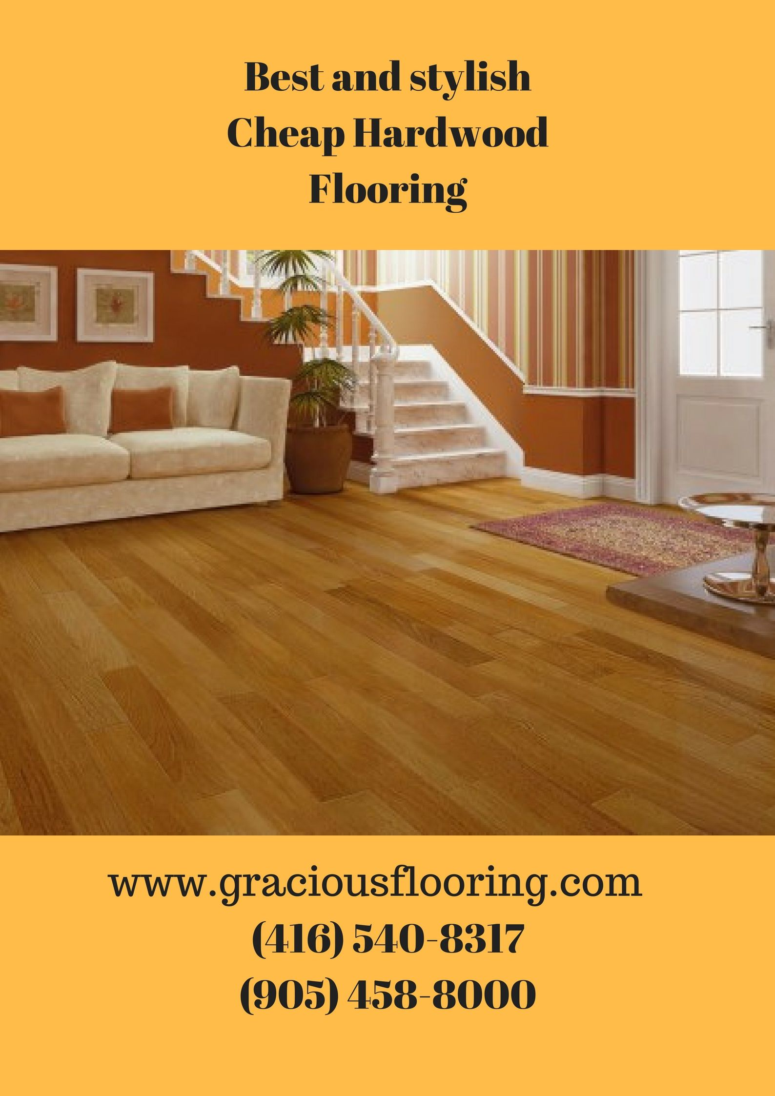 For Cheap Hardwood Flooring At Unbelievable Rate