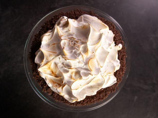 Double Chocolate Pie  - Pies -