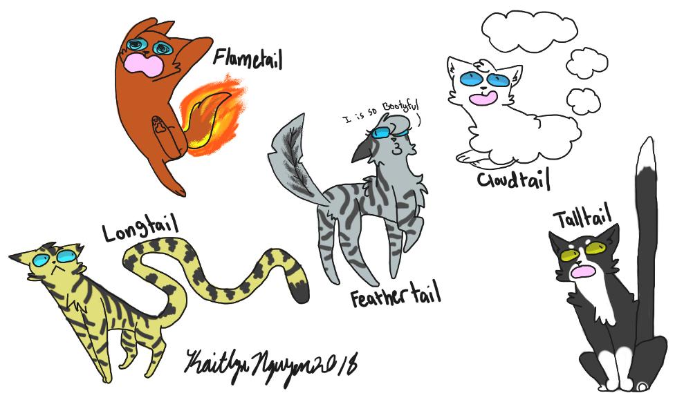 Warriors Cats Names Taken Literally By Bestsk8eva Warrior Cats Funny Warrior Cat Names Warrior Cats Comics
