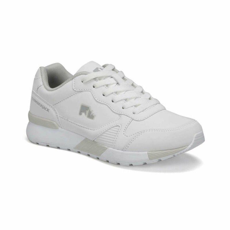 Lumberjack Aranda Wmn 9pr Beyaz Bayan Sneaker Ayakkabi 2020 Sneaker Ayakkabilar Terlik