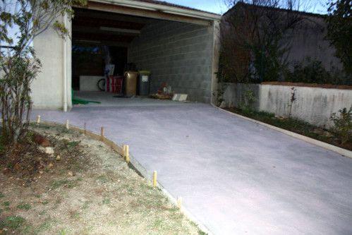 Peinture pour sol garage et sol béton extérieur V33 Ibiza and