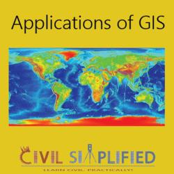 Applications of GIS Workshop Civil Engineering at Aashray