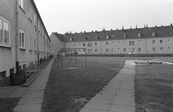 Die 80er.Fotos aus dem Ruhrgebiet