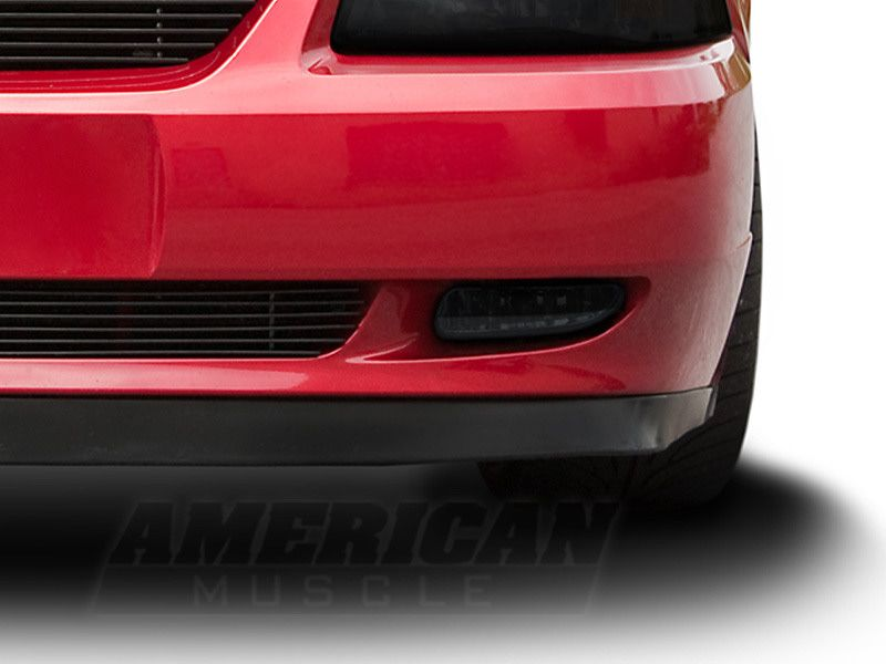 Speedform Smoked Fog Light Covers 94 04 All Excluding
