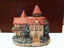 Christmas Lighted Ceramic Houses - Bing images