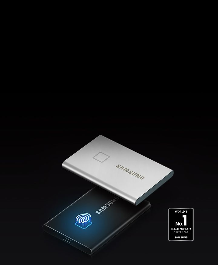 Samsung portable ssd t7 touch samsung external storage