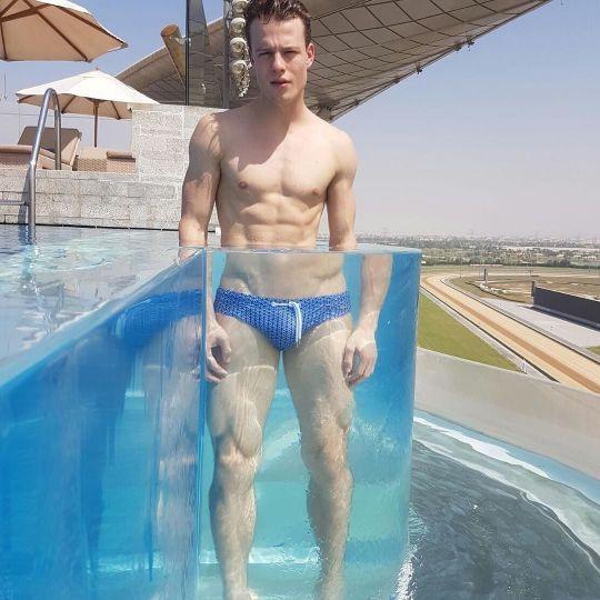 Gay pool tumblr