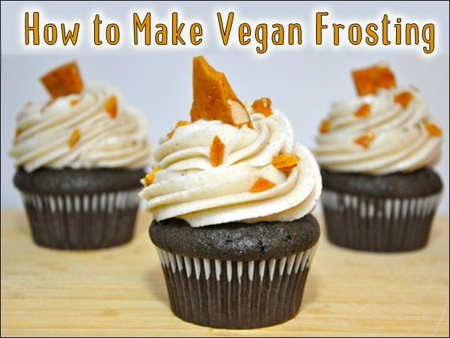 This guide to making vegan frosting is definitely a keeper for your kitchen cabinet!