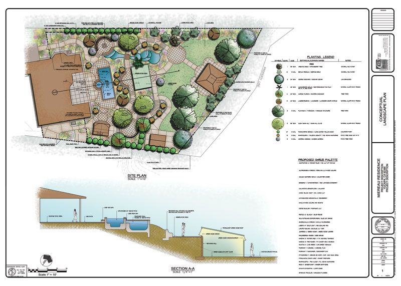 Color Renderings STB Landscape Architects Pinterest